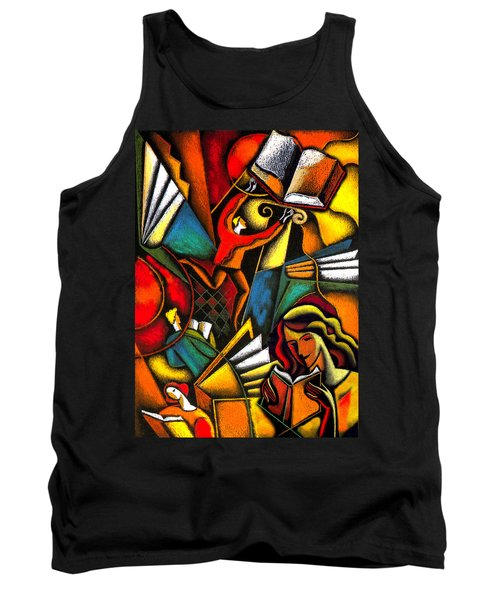 Books Tank Top