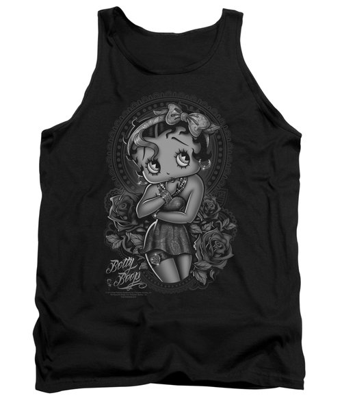 Boop - Fashion Roses Tank Top