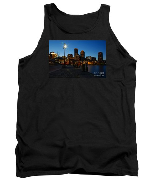 Boston Harbour Tank Top