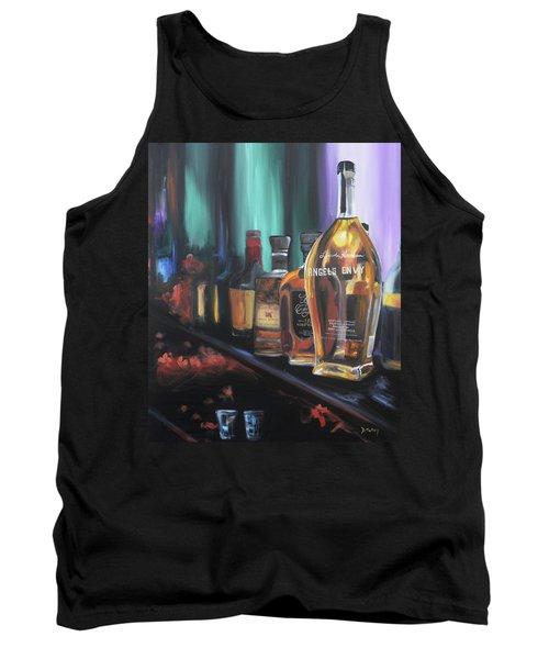 Bourbon Bar Tank Top by Donna Tuten