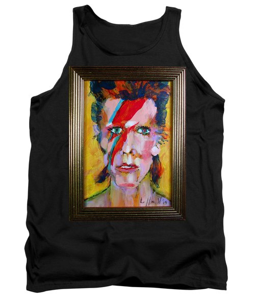 Bowie Tank Top