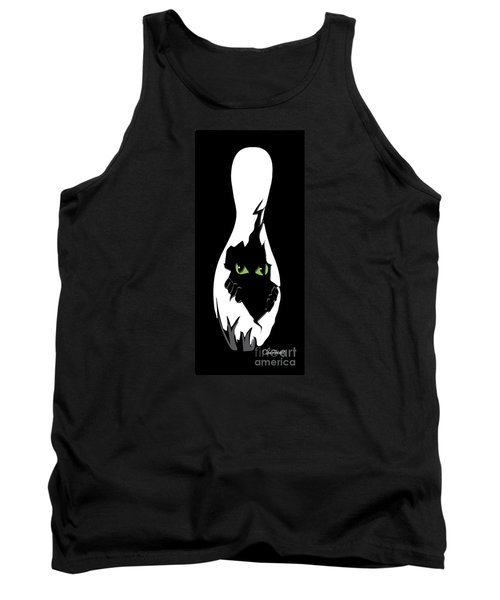 Bowling Creeper Tank Top