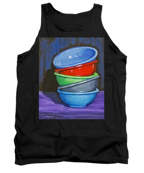 Bowls Tank Top