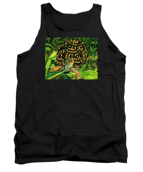 Box Turtle Tank Top
