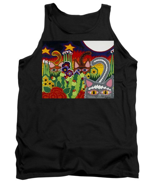 Boys Night Out Tank Top