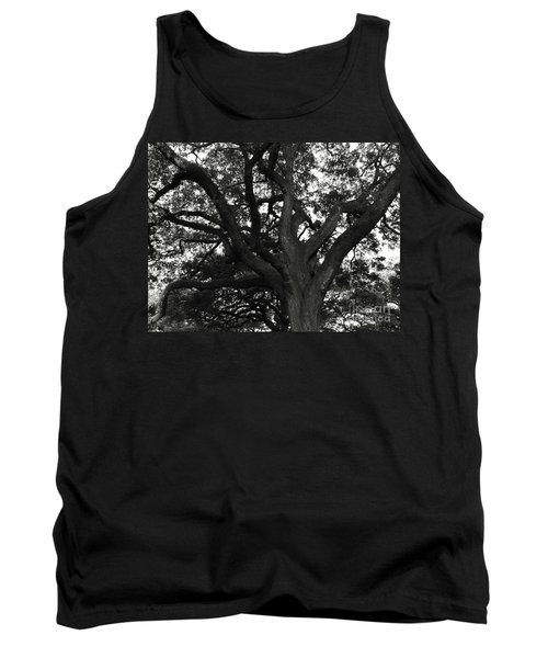 Branches Of Life Tank Top