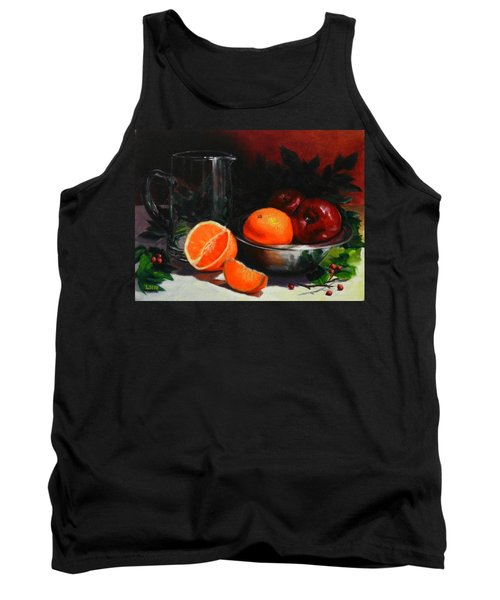 Breakfast Fruits, Peru Impression Tank Top