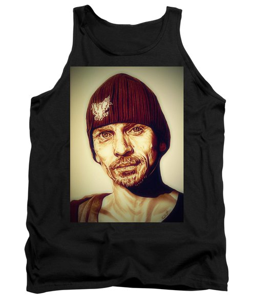 Breaking Bad Skinny Pete Tank Top by Fred Larucci
