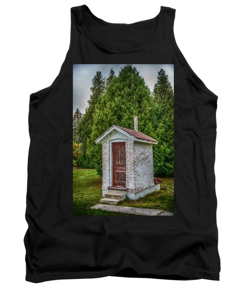 Brick Outhouse Tank Top