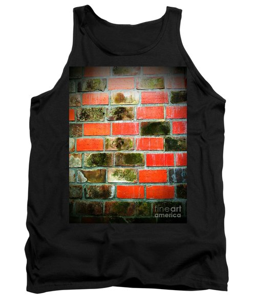 Brick Wall Tank Top