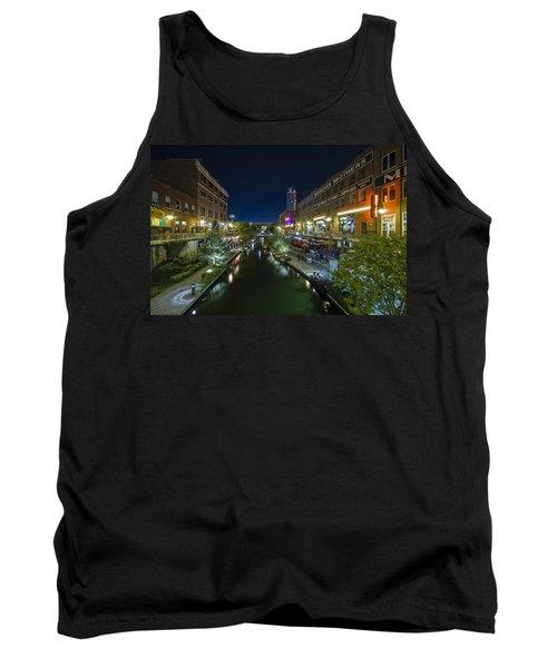 Bricktown Canal Tank Top