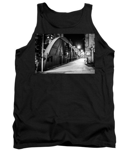 Bridge Arches Tank Top by Melinda Ledsome