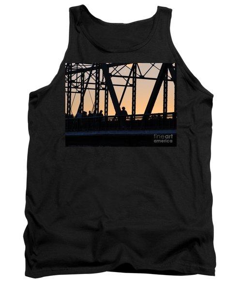 Bridge Scenes August - 2 Tank Top
