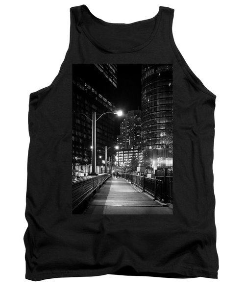 Long Walk Home Tank Top by Melinda Ledsome
