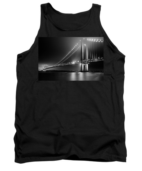 Bridging Verrazano Narrows Tank Top