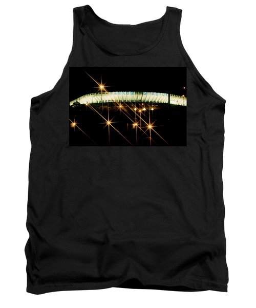 Bronx Night  Iv Yankee Stadium Tank Top