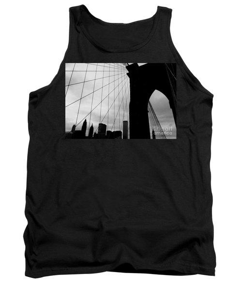 Brooklyn Bridge No.2 Tank Top