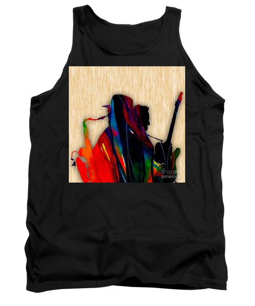Bruce Springsteen And Clarence Clemons Tank Top