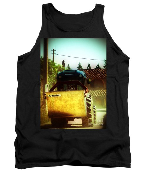 Brunello Taxi Tank Top by Angela DeFrias
