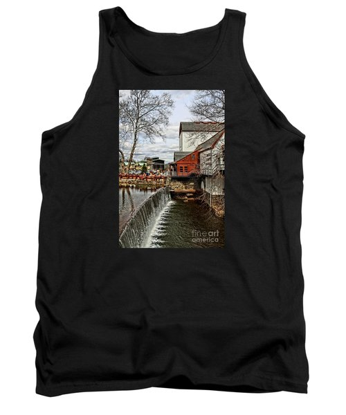 Bucks County Playhouse Tank Top