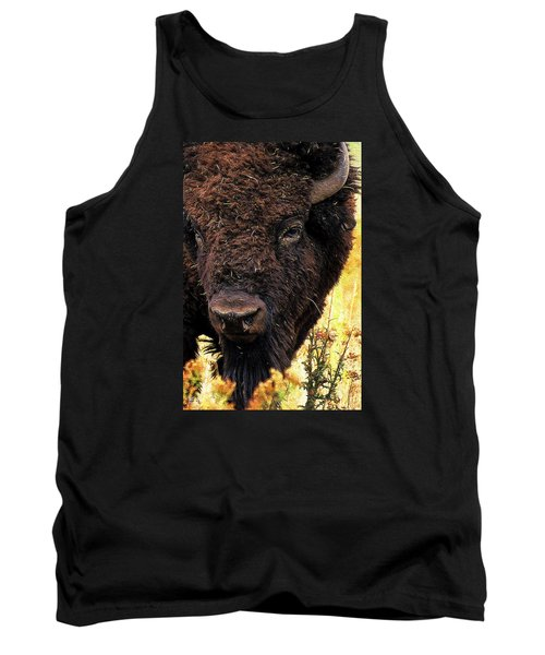 Ragweed Buffalo Tank Top
