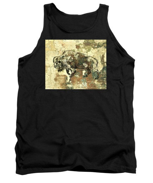 Buffalo 7 Tank Top by Larry Campbell