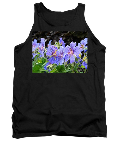 Bunches Tank Top by Clare Bevan