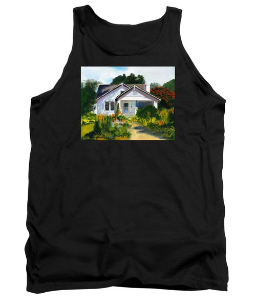 Bungalow In Sunlight Tank Top