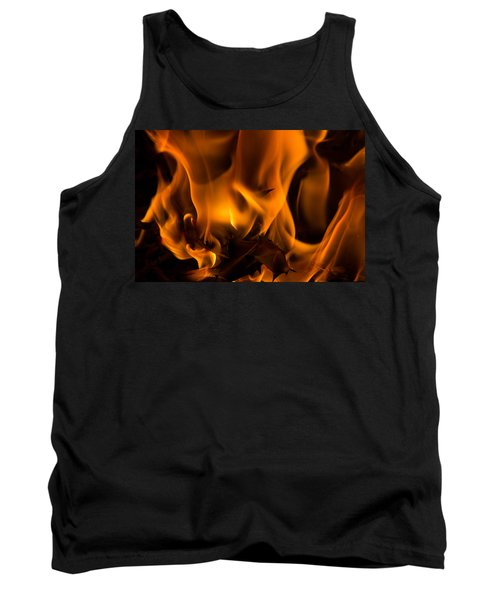 Burning Holly Tank Top