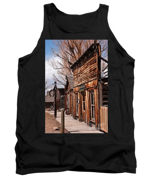 Business Block Tank Top by Sue Smith
