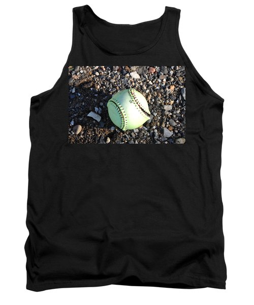 Busted Stitches Tank Top