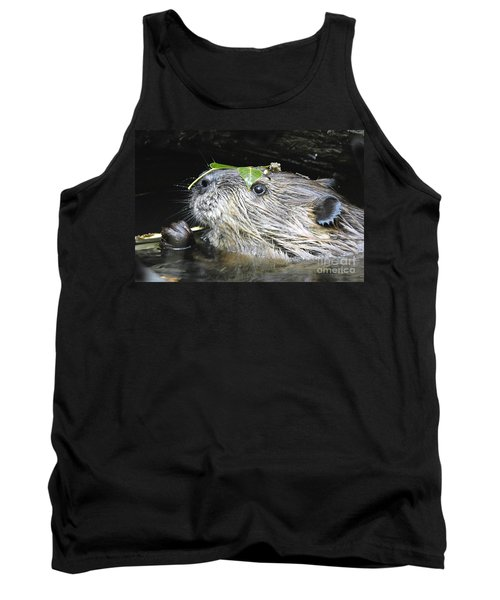 Busy Beaver Tank Top