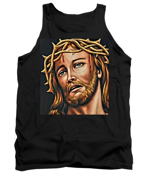 But For Grace Tank Top