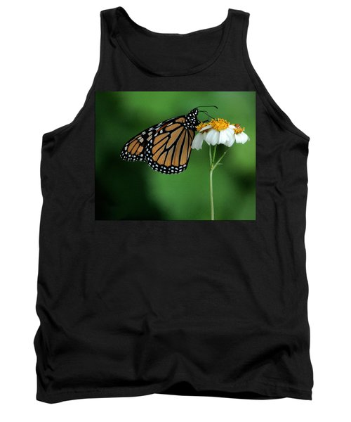 Tank Top featuring the photograph Butterfly 3 by Leticia Latocki