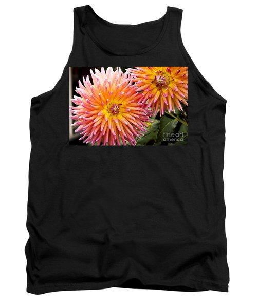 Buy Me Flowers Tank Top