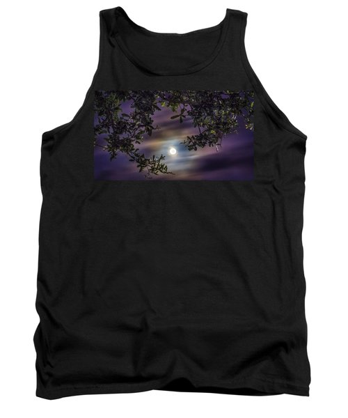 By The Moonlight Tank Top by Rob Sellers