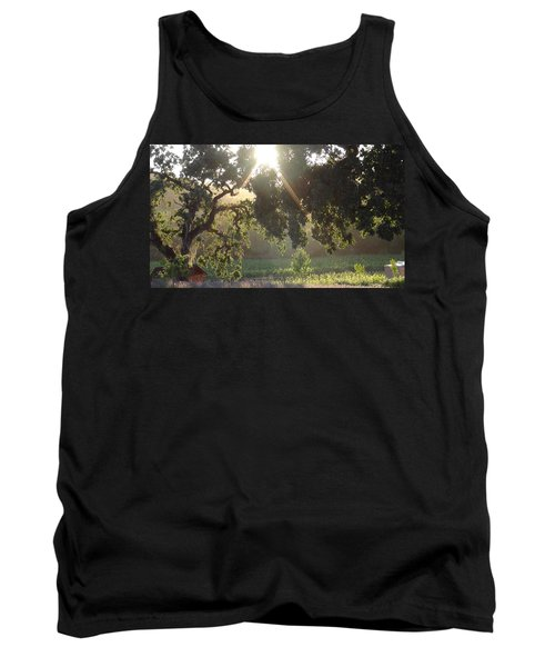 Tank Top featuring the photograph Cali Lite by Shawn Marlow