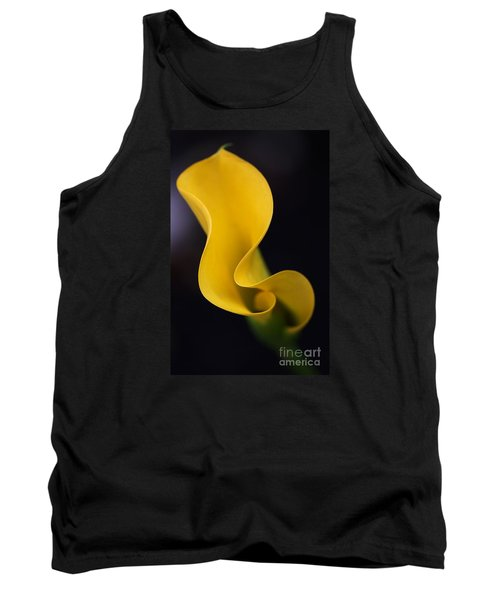 Tank Top featuring the photograph Calla Lily by Joy Watson