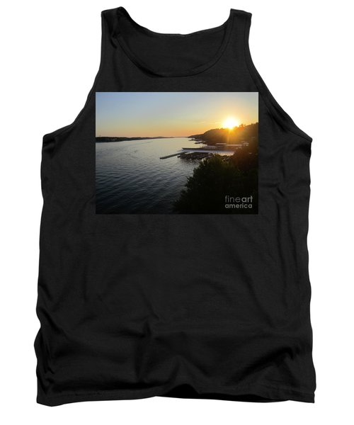 Calling It A Day Tank Top by Fiona Kennard