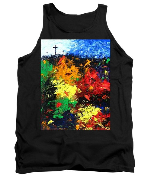 Calvary Hill Tank Top by Kume Bryant