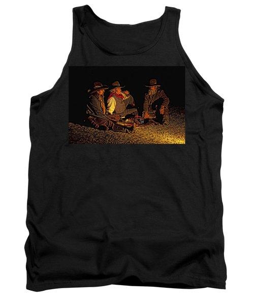 Campfire Tank Top