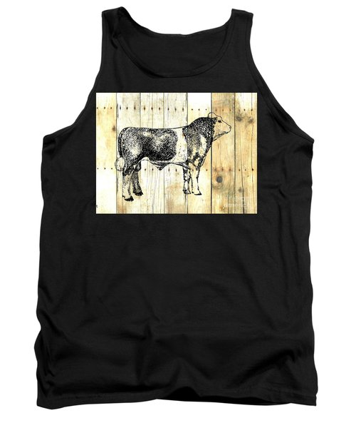 Canadian Champion 9 Tank Top by Larry Campbell