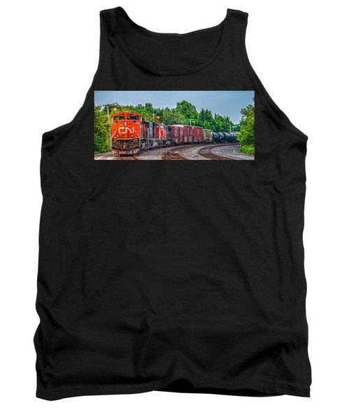 Canadian National Tank Top