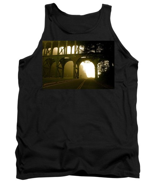 Cape Creek Bridge Tank Top