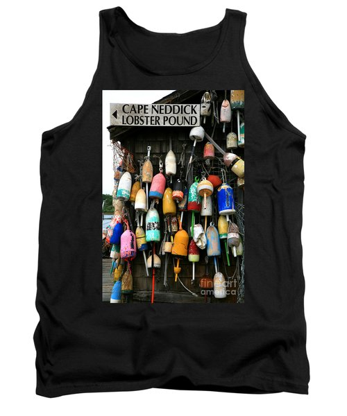 Cape Neddick Lobster Pound Tank Top