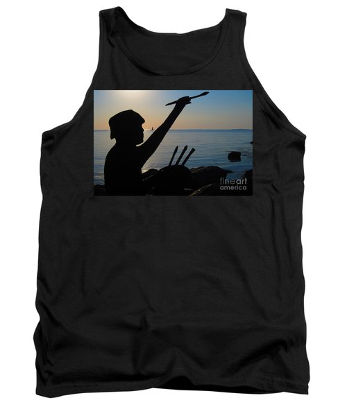 Capturing  New Castle Tank Top