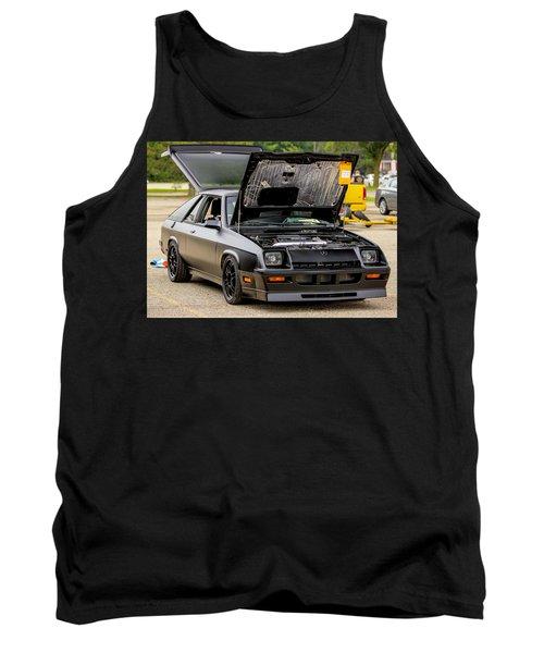 Car Show 051 Tank Top