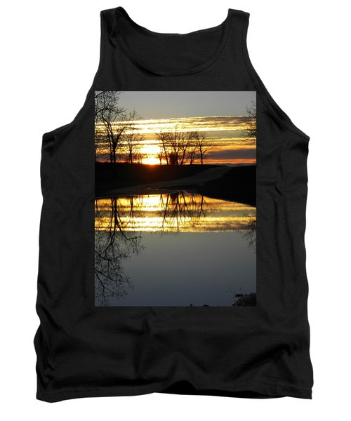 Carolina Sunrise Tank Top
