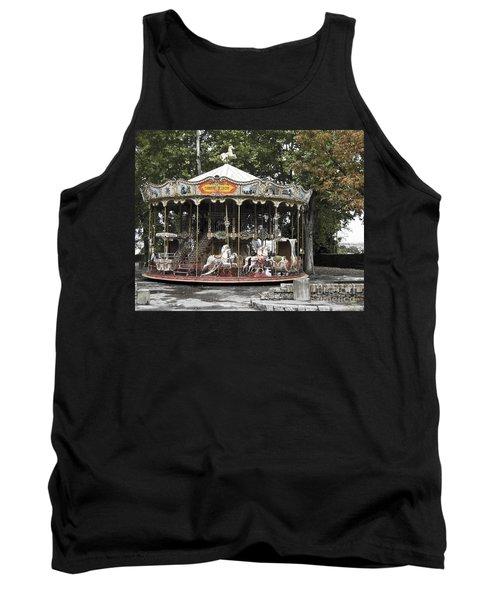 Carousel Tank Top