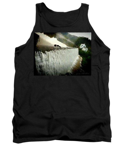 Cascade Tank Top